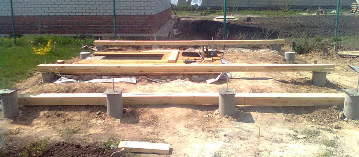 Как построить садовый домик своими руками: пошаговая 46